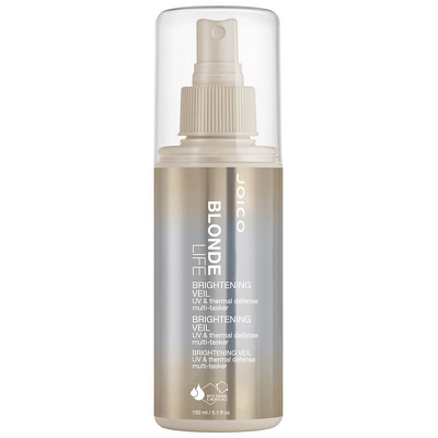 joico blonde life brightening veil spray