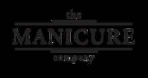 manicure company logo